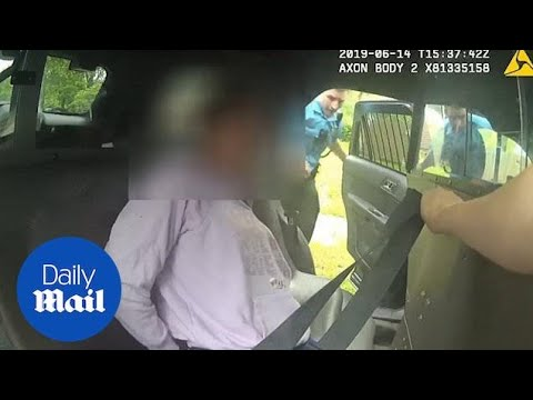 Police bodycam footage shows officer punching 16-year-old