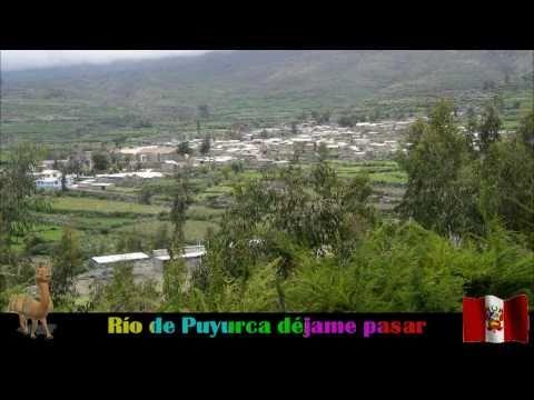 """Mambo De Machahuay"" -huayno- (Luis Abanto Morales)"