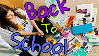 Все мои покупки на BACK TO SCHOOL. Канцелярия для школы 2019.