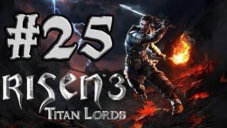 Risen 3: Titan Lords Gameplay / Let´s Play (German/Deutsch) #25 - Trinkspiele und Armdrücken