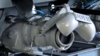 Tour of USS Coronado LCS-4 littoral combat aluminum trimaran ship -2/7