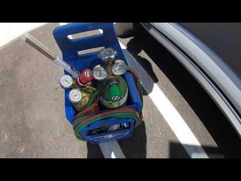 Ice Machine Iceomatic Install And Cappilary Tube Swap On Beverage Air Prep Fridge
