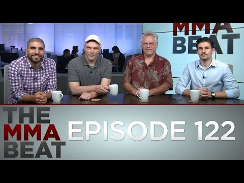 The MMA Beat: Episode 122