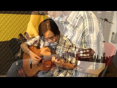 Để Nhớ Một Thời Ta Đã Yêu (Bằng Kiều) - Guitar solo (Fingerstyle) - Guitarist Nguyễn Bảo Chương