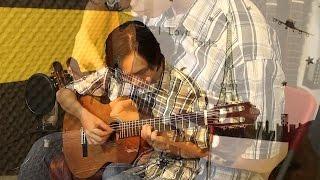 Để Nhớ Một Thời Ta Đã Yêu - Guitar solo - Nguyễn Bảo Chương