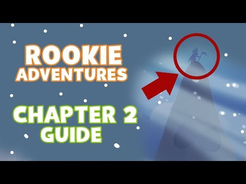 Club Penguin Island: Rookie's Adventures Chapter 2 - Get Exposure ( COMPLETE GUIDE )
