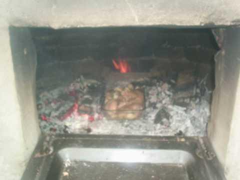 Como hacer un horno de le a youtube - Como se hace horno de lena ...