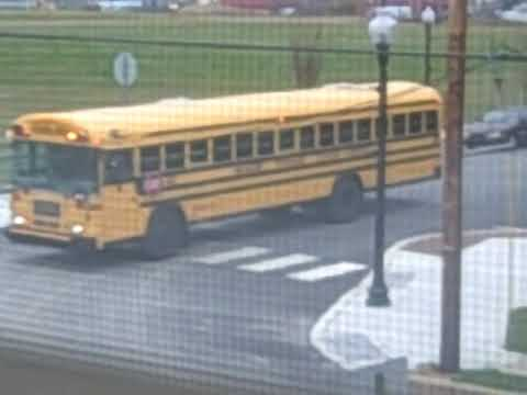 Manheim Township school bus #49 habitually breaking traffic laws