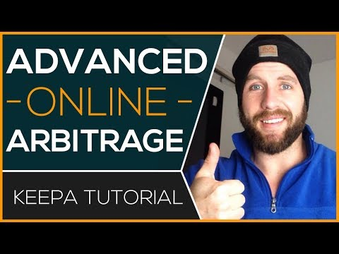 How Kris Makes $17,000 Per Month With Online Arbitrage Using Keepa
