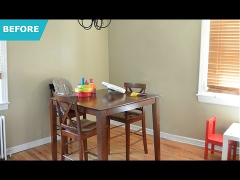 Dining Room Makeover Ideas U2013 IKEA Home Tour (Episode 201)   YouTube