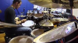 Hosanna (Live) - Hillsong United (Drum Cover) - Sal Arnita