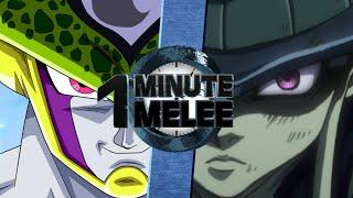 One Minute Melee S3 EP9 - Cell vs Meruem (DBZ vs Hunter x Hunter)