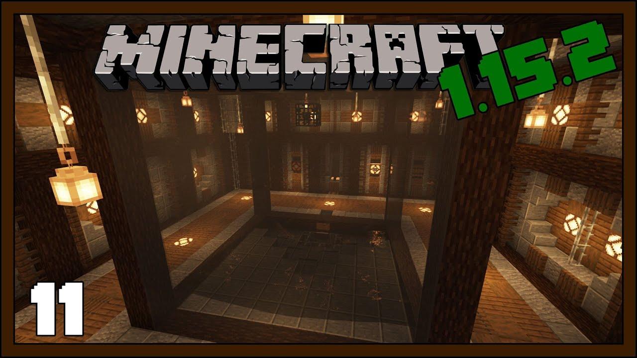 Brokencraft Ep11 Amazing Gravel Farm Minecraft 1 15 2 Lets Play Youtube