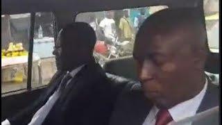 Le retour triomphal de Maurice KAMTO au Cameroun