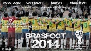 BRASFOOT 2014-2015 FORMAÇÃO IMBATÍVEL!!!!!
