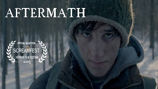 AFTERMATH | SCARY SHORT HORROR FILM | SCREAMFEST