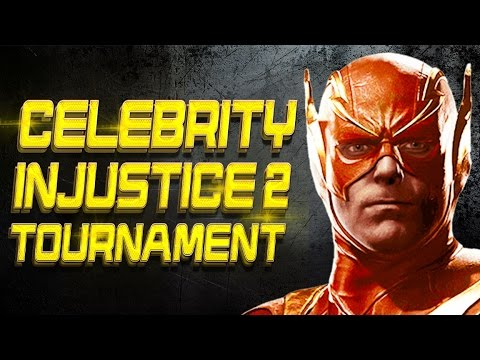 CELEBRITY INJUSTICE 2 TOURNAMENT W/ NERDIST, GEEK & SUNDRY AND MORE! (Game Bang)