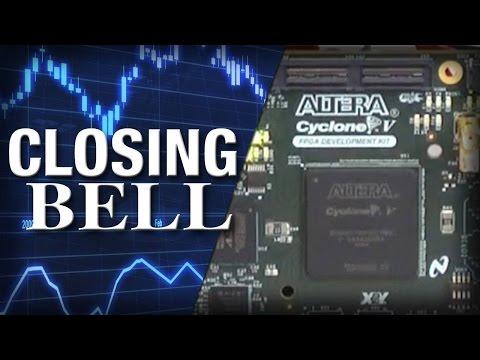 Stocks Seal Positive Start to June; Altera Jumps on Intel Deal