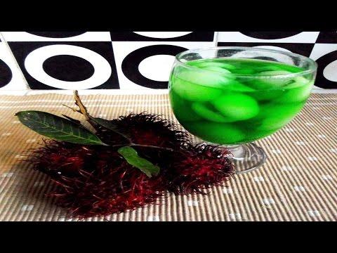 Resep Cara Membuat Manisan Rambutan/Ace