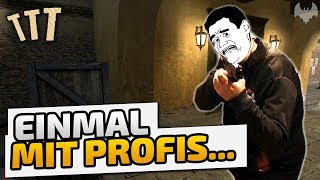 Einmal mit Profis... - ♠ Trouble in Terrorist Town ♠ - Let's Play TTT - Dhalucard