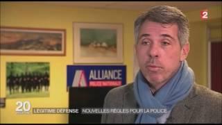 USAGE DES ARMES - NOUVELLES RÈGLES POUR LES POLICIERS