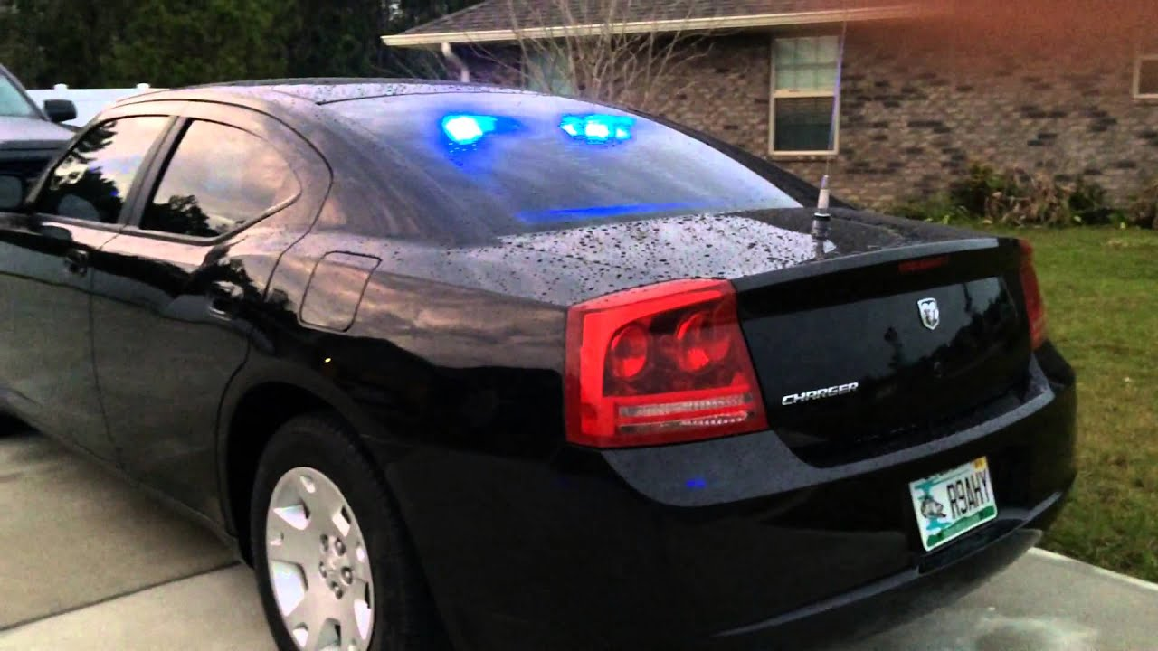 Detective unmarked police car! - YouTube