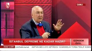 İstanbul'da deprem gerçekleri / Can Coşkun ile Gündem Özel/Prof. Dr. Ahmet Ercan/ 22.02.2019