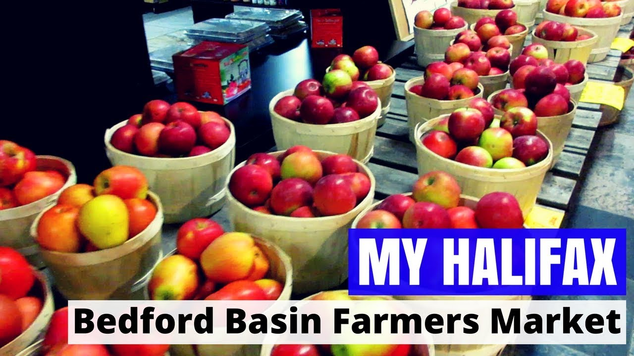 Bedford Basin Farmers Market My Halifax Things To Do In Nova Scotia