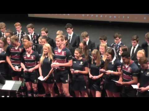 Solihull School Song