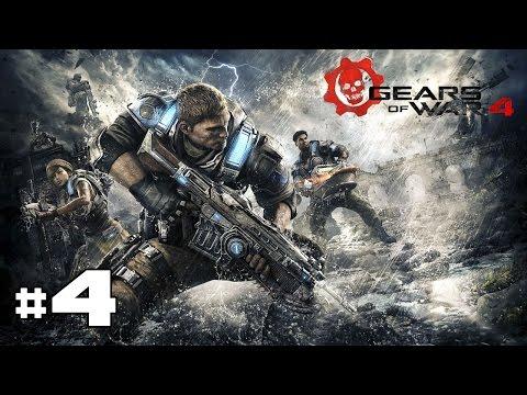 Gears Of War 4 - Coop Let's Play w/ Kilira #4 [FR]