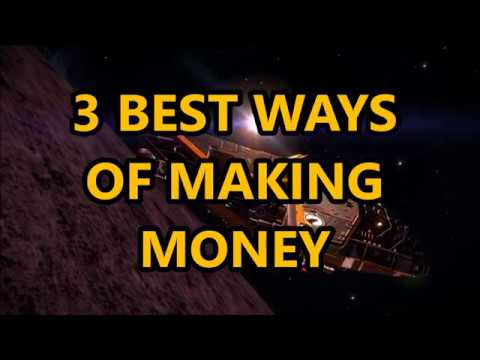 3 BEST WAYS TO MAKE MONEY! - Elite Dangerous 2.4
