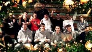 Новогоднее поздравление БК Новосибирск
