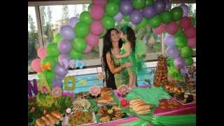 Tinkerbell Birthday Party by Vida
