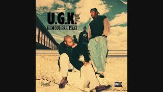 U G K  Underground Kingz   The Southern Way  Vinyl