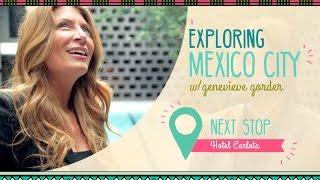 Genevieve Gorder Tours Hotel Carlota, Mexico City's Newest Design Hotel