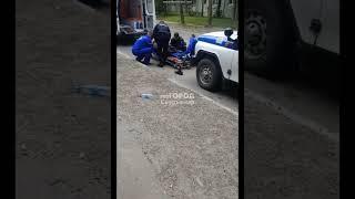 В Сыктывкаре буйный мужчина бросался на прохожих