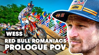 Red Bull Romaniacs Intense Prologue POV Highlights | WESS 2019