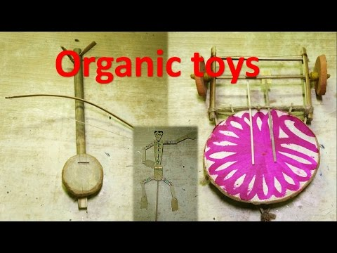 3 Organic Toys More Than 100 Year Old Concept