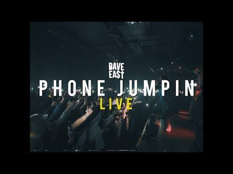 DAVE EAST PHONE JUMPIN LIVE // Boston, MA // P2 TOUR