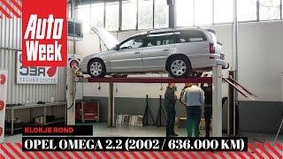 Opel Omega 2.2 (2002 / 636.000 km) - Klokje Rond