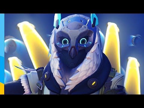 EVIL Snow Women Attempt To STARVE Animal | Overwatch Christmas Event