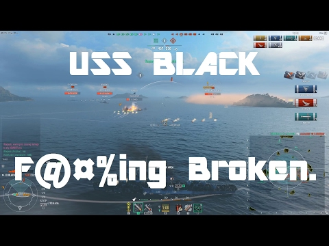 USS Black First Impressions - F@#%ing Broken. [WiP]
