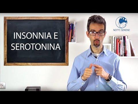 Serotonina per dormire meglio