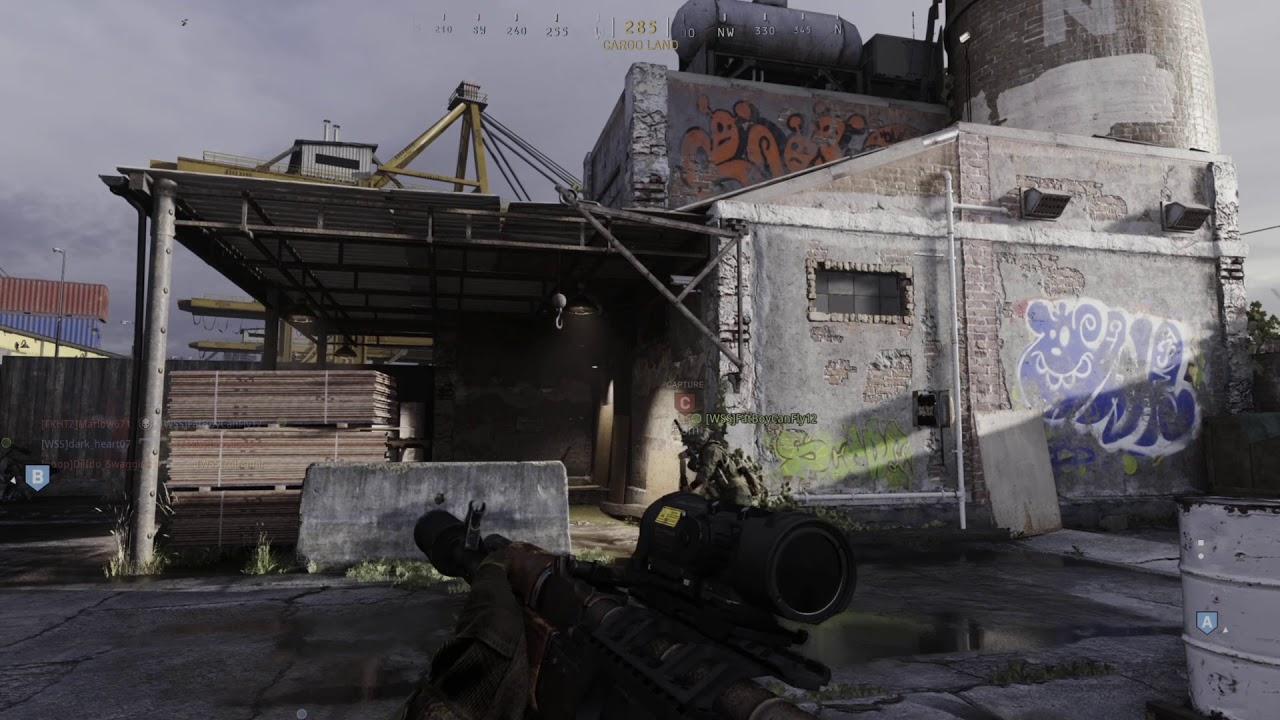 CoD Modern Warfare Hardcore Domination
