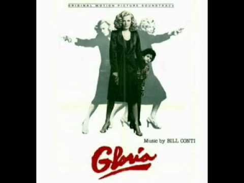 Gloria (Bill Conti) - 09 A Dark Night