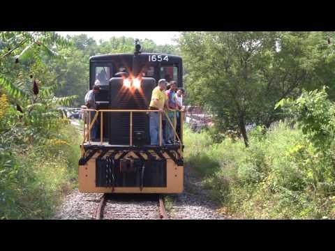 Diesel Days 2009 - Part 1 - Diesel ops