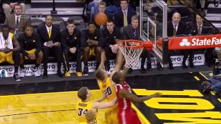 OSU D'Angelo Russell Spinning Bounce Pass