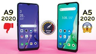 Oppo A9 2020 Vs Oppo A5 2020 Speed Test! DONT Buy A9 2020👎