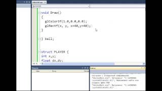 Создание игр на C++ : Волейбол (Часть 1)
