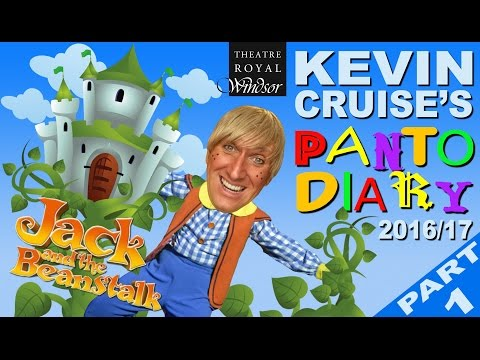 Kevin Cruise's Panto Diary 2016/17 Part 1